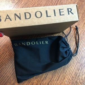 Bandolier Accessories - Bandolier brand new in box  Sarah pebble